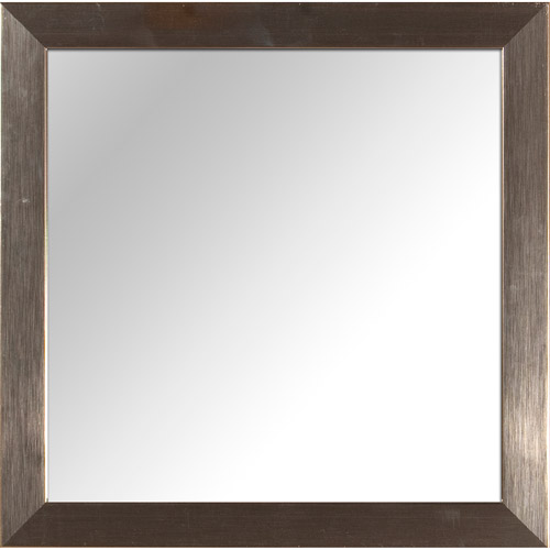 """PTM Images 14"""" x 14"""" Mirror, Silver"""