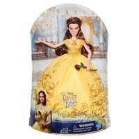 hasbro hsbb9166 disney princess beauty & the beast deluxe fashion gown - set of 3