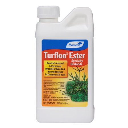 Turflon Ester - Post-Emergence Herbicide for Control of Bermuda Grass 16