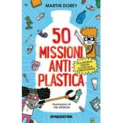 50 missioni antiplastica - eBook