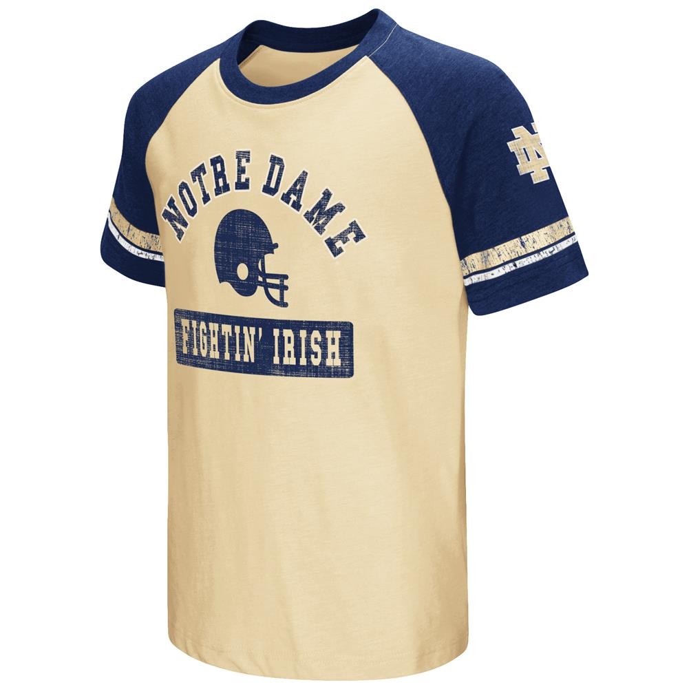 Youth Short Sleeve Notre Dame Fighting Irish Graphic Tee