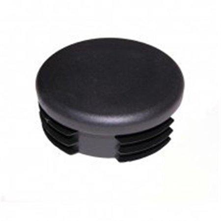 3 Inch Tubular Bumpers - 115250.01 3-inch Plastic Tube Bumper End Cap