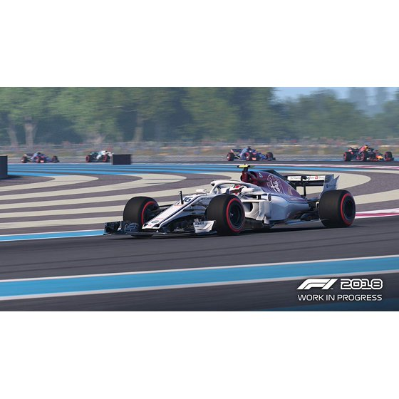 F1 2018, Square Enix, PlayStation 4, 816819015292