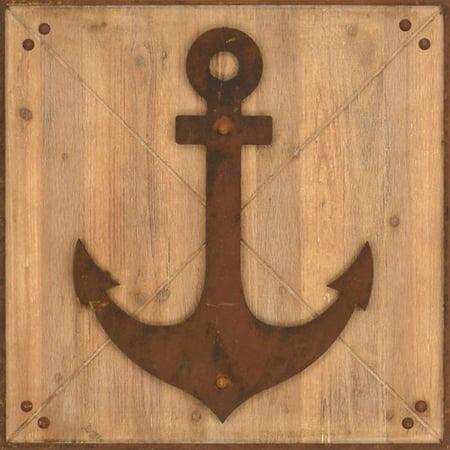 - Paragon Anchor's Away Wall D cor