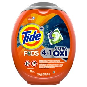 Ariel 3 in 1 Power Pods Laundry Detergent, 14 count