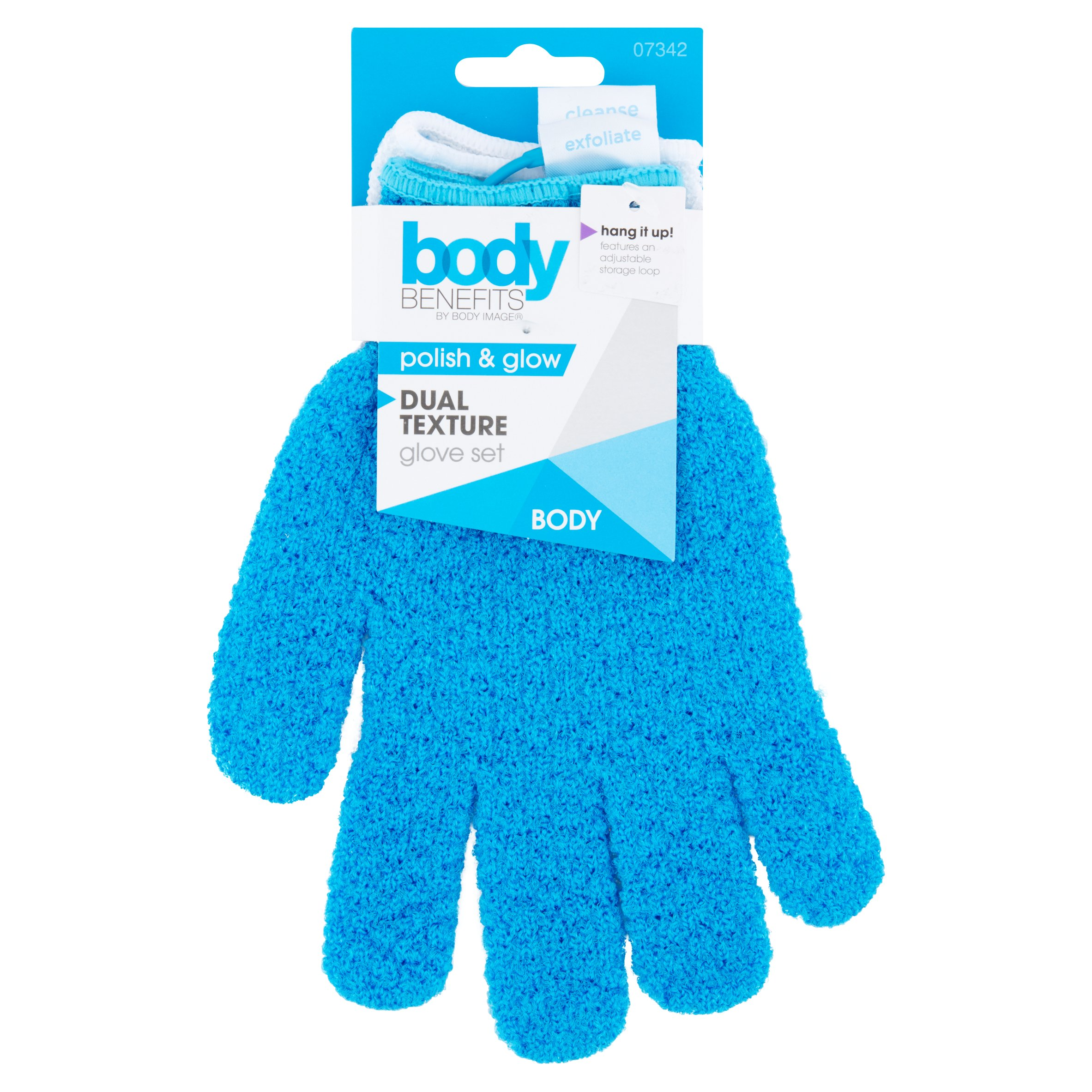 Body Benefits by Body Image Dual Texture Body Glove Set