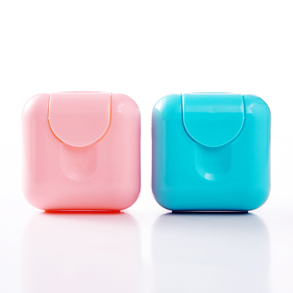 Portable Travel Waterproof Sealed Soap Box Case Dish Holder Storage Container se