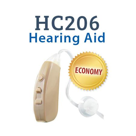 Affordable Hearing Aids >> Hearclear Hc206 Affordable Hearing Aid Left Ear