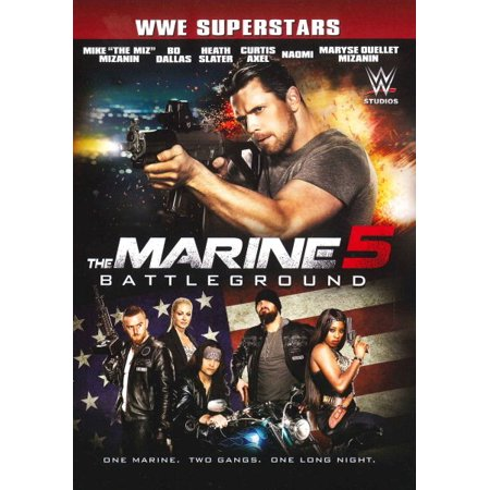 The Marine 5: Battleground (DVD)