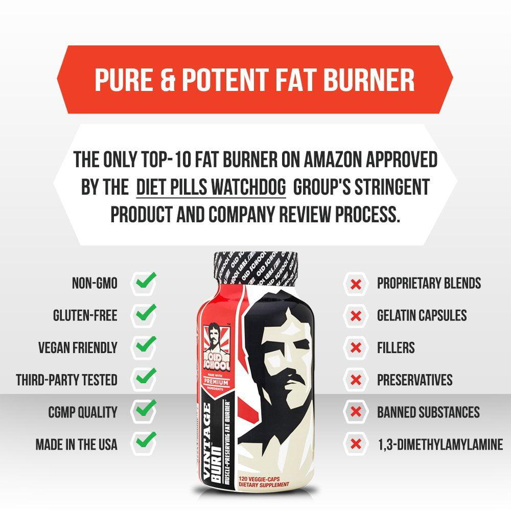 vintage fat burn