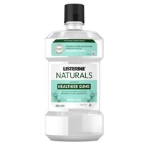 Mouthwash: Listerine Naturals