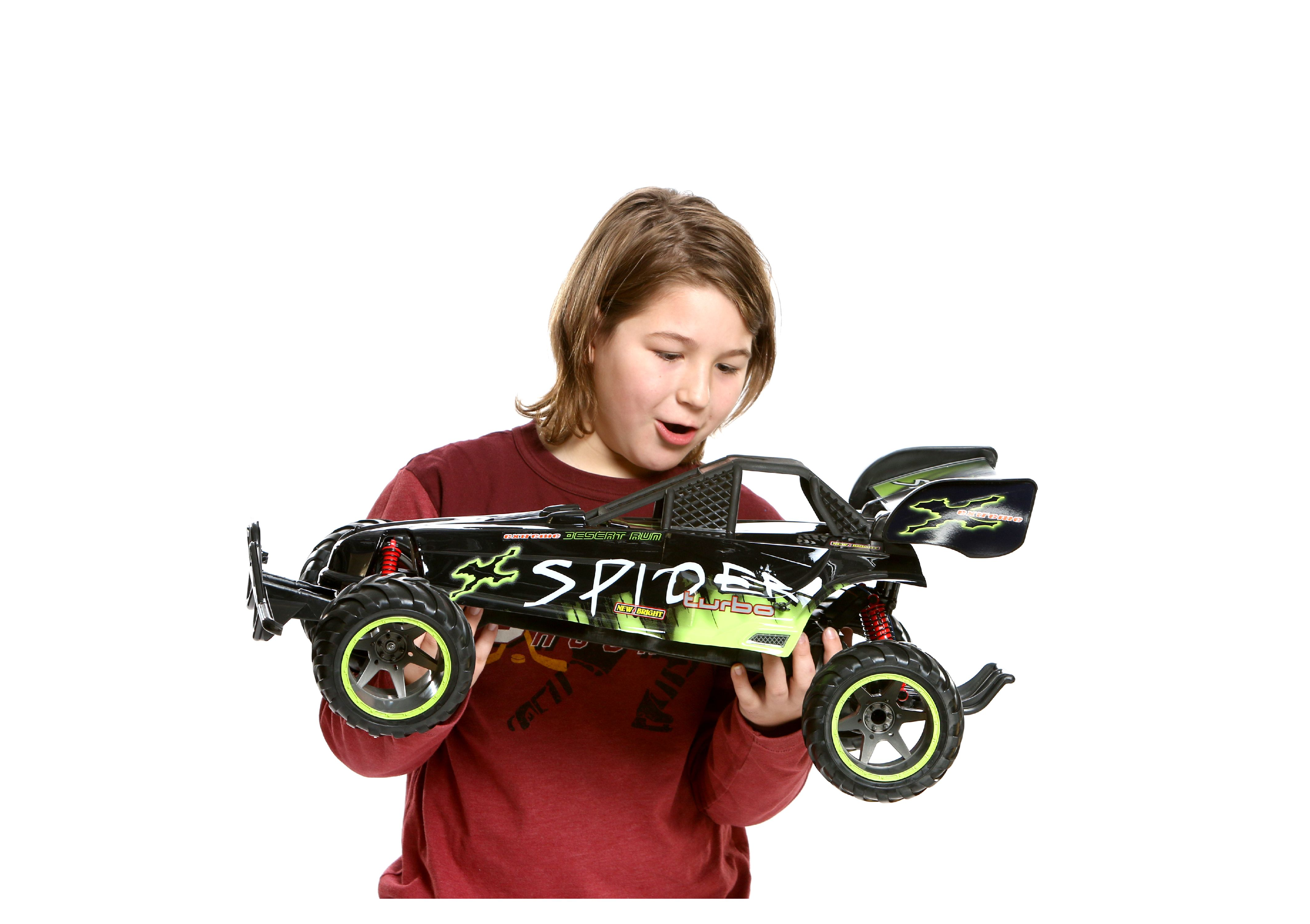 New Bright 1:6 Radio Control Spider Buggy by New Bright Industrial Co., Ltd.