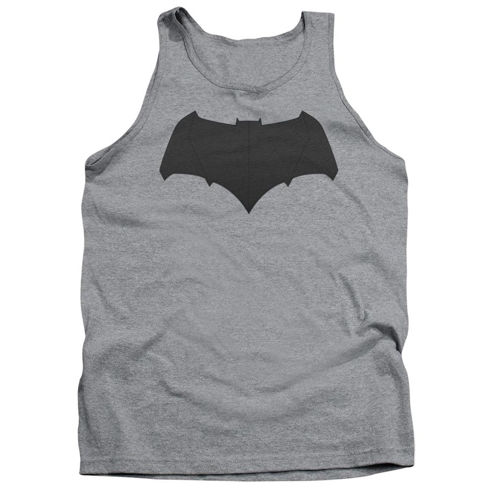 Batman Vs Superman Batman Logo Mens Tank Top Shirt