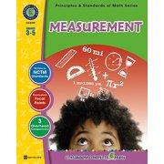 Classroom Complete Press CC3109 Measurement - Christopher Forest