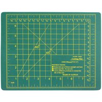 9 Inch x 7.5 Inch Small Self Healing Double Sided Thick Cutting Board Mat