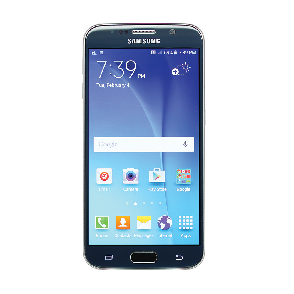 Samsung Galaxy S6 SM-G920T 64GB for T-Mobile (Refurbished)