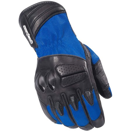 Cortech GX Air 3 Textile Men's Street Motorcycle Gloves (Cortech Motorcycle Gloves)