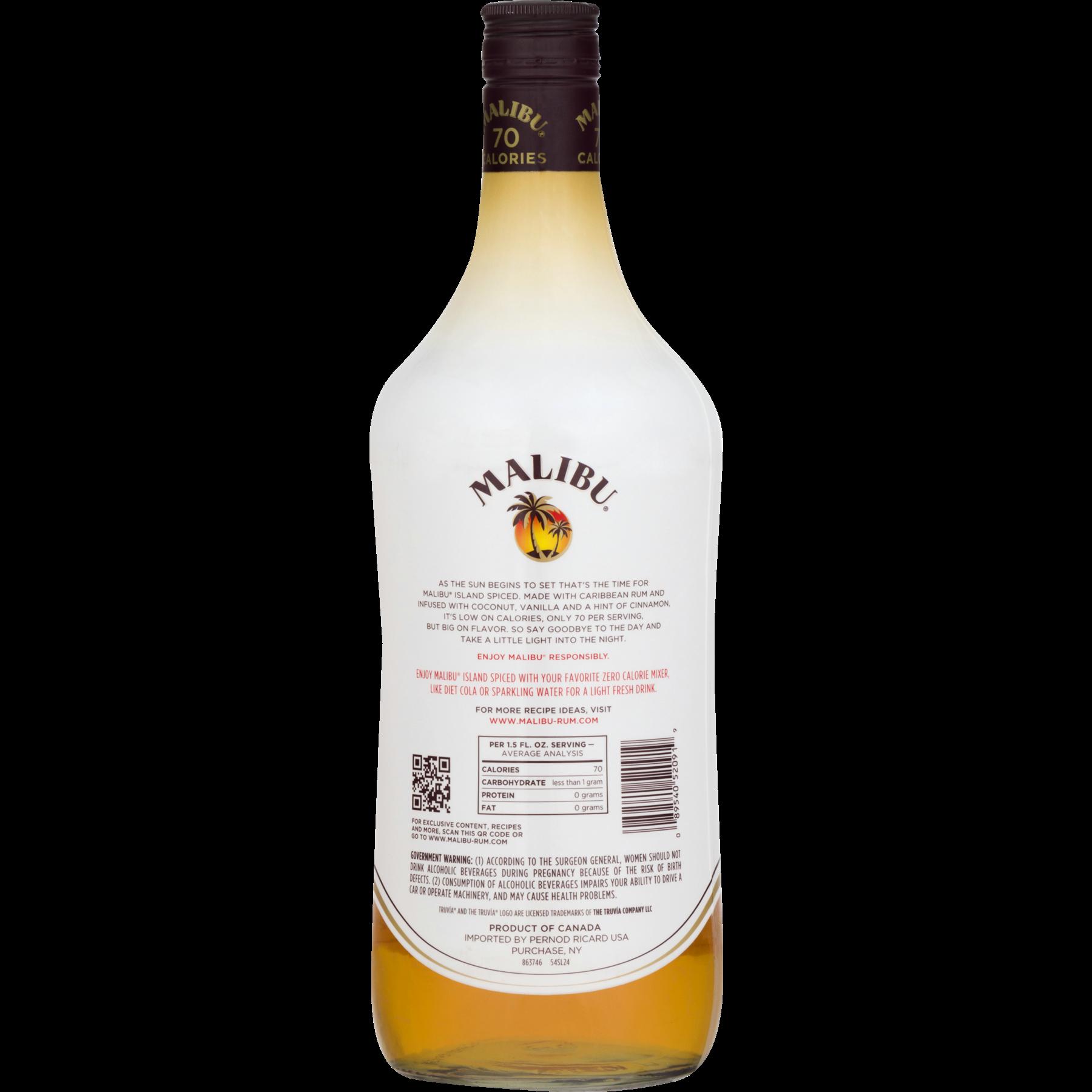 Low Calorie Malibu Rum Drink Recipes