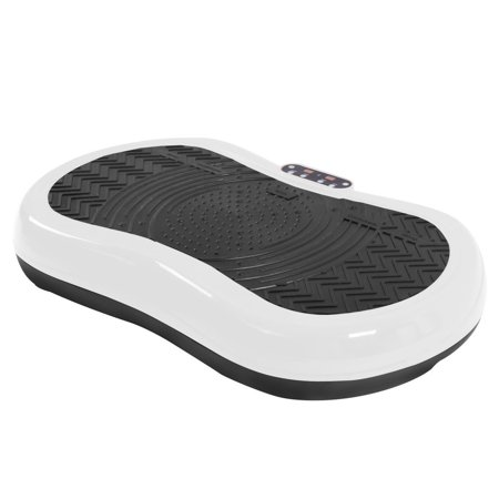 Gymax Ultrathin Mini Crazy Fit Vibration Platform Massage Machine (Best Home Vibration Plate)