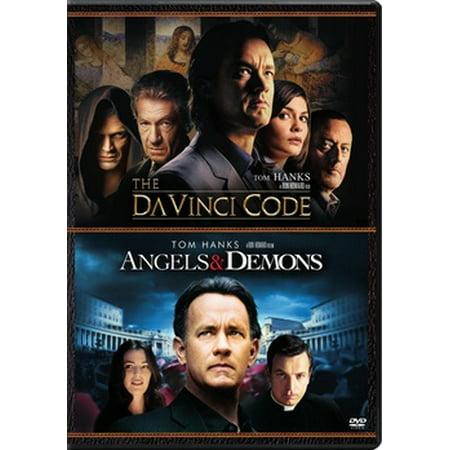 Angels & Demons / The Da Vinci Code (DVD) - Krampus The Christmas Demon