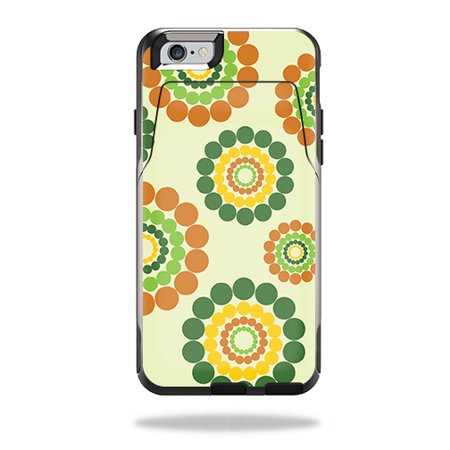 Easy Hippie Outfits (Skin For OtterBox CommuteriPhone 6 Wallet Case – Hippie Flowers | MightySkins Protective, Durable, and Unique Vinyl Decal wrap cover | Easy To Apply, Remove, and Change Styles | Made)