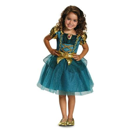Merida Classic Toddler Halloween Costume - Adult Merida Brave Costume