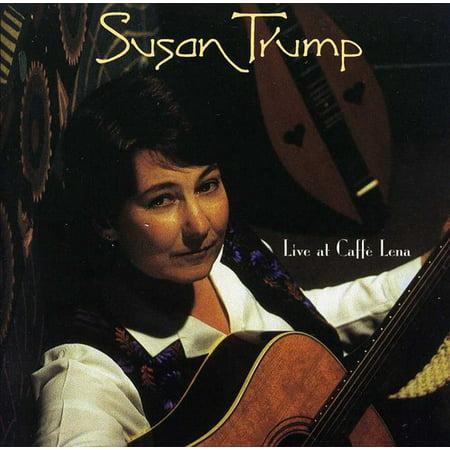 Susan Trump   Live At Caffe Lena  Cd