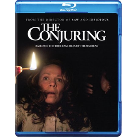 The Conjuring (Blu-ray) - Supernatural Halloween 2017