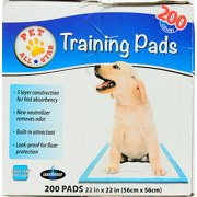 Pet All Star Puppy Pads, 200 pk