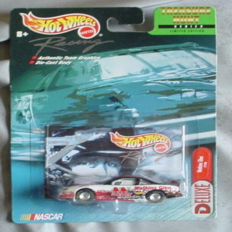 Mattel Hot Wheels Racing Treasure Hunt Watkins Glen Car