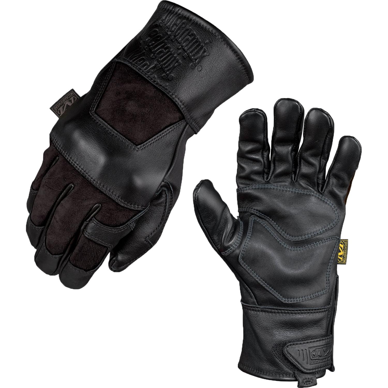Mechanix Wear Fabricator Genuine Leather Metalwork Gloves Multiple Sizes by Mechanix Wear