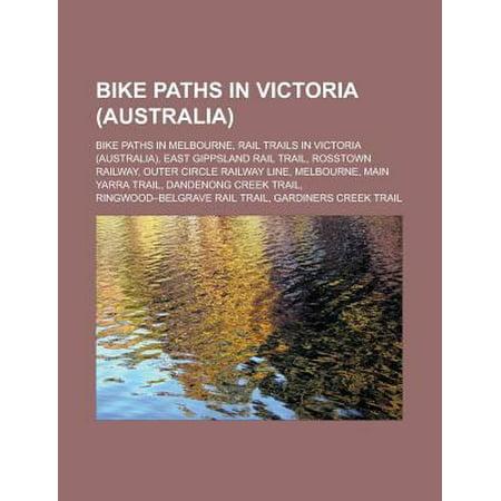 Bike Paths In Victoria  Australia   Bike Paths In Melbourne  Rail Trails In Victoria  Australia   East Gippsland Rail Trail  Rosstown Railway  Outer C