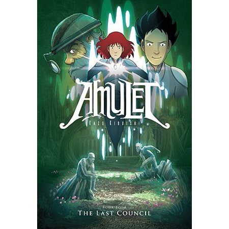 The Last Council (Amulet #4) (Paperback)