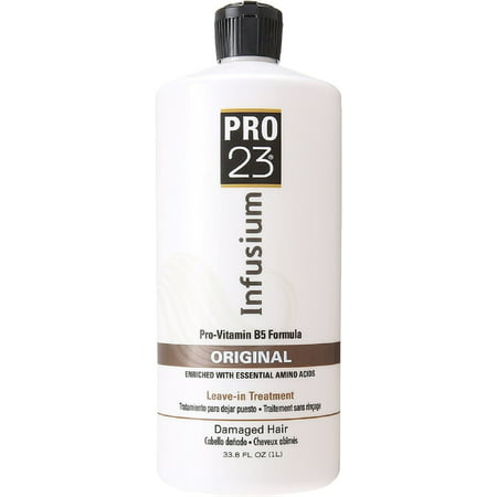 Infusium 23 Orginal Formula Pro-Vitamin Leave-In Hair Treatment 33.8 (Best Hair Growth Formula)