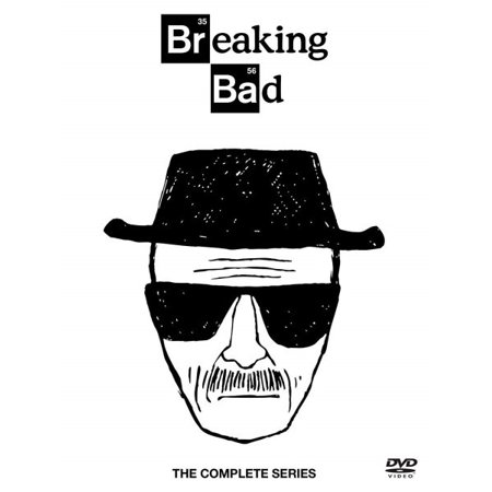 BREAKING BAD:COMPLETE SERIES (Breaking Bad Tv On The Radio Scene)