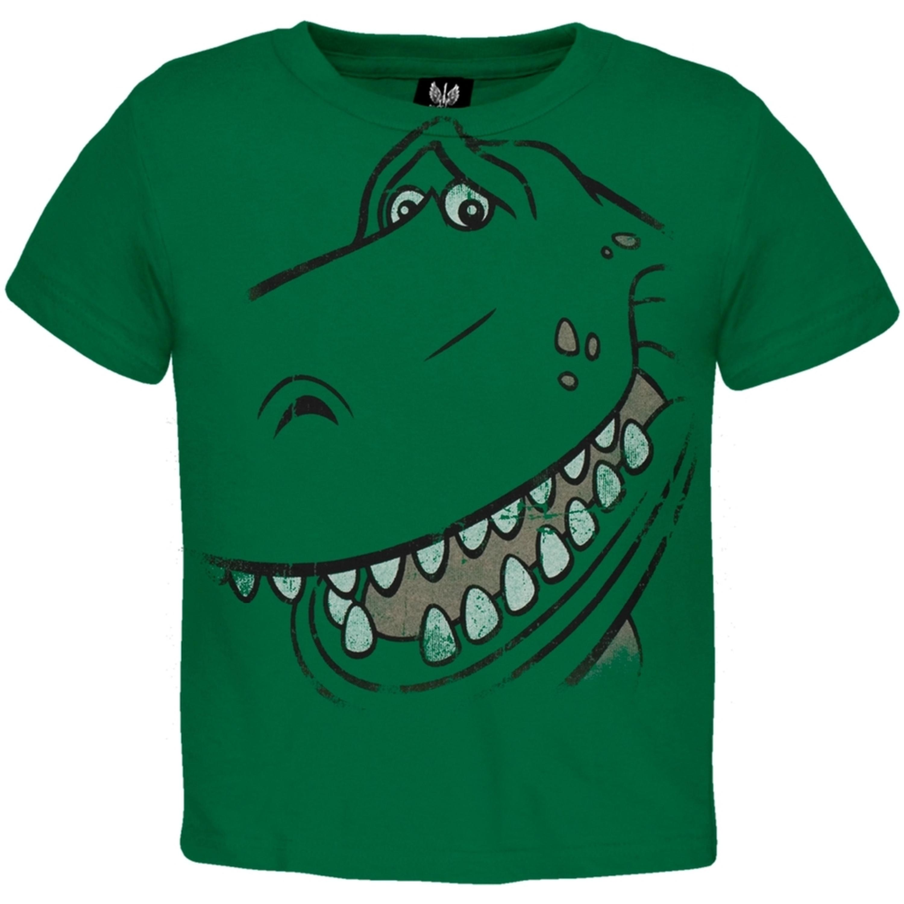 Toy Story - Rex Face Juvy T-Shirt