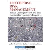 Enterprise Risk Management - eBook