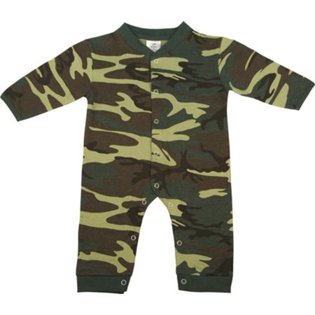 New, Woodland, Boy or Girl Bodysuit, Infant/Toddler