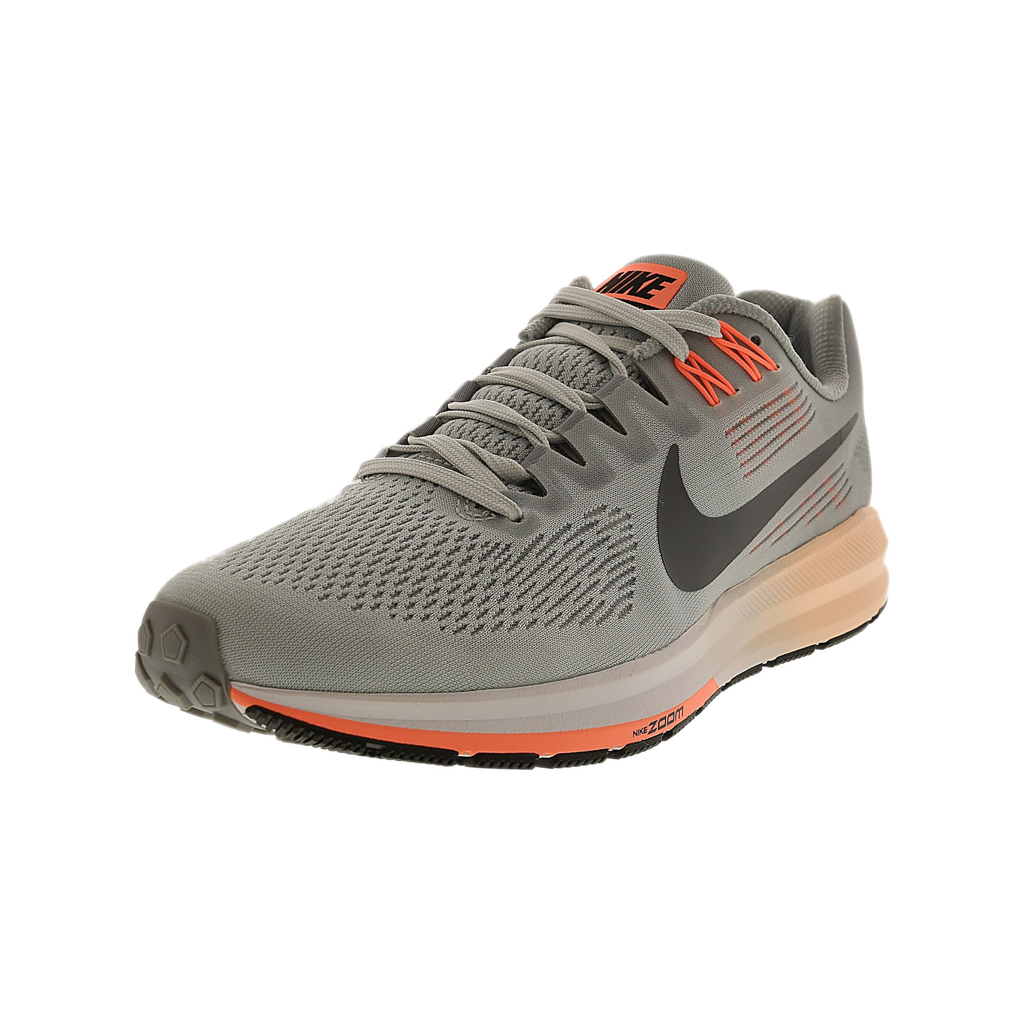 finest selection ff532 f8639 Nike Women's Air Zoom Structure 21 Wolf Grey / Dark Ankle ...