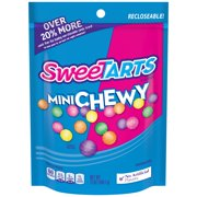 SWEETARTS Mini Chewy Candy 12 oz. Stand-Up Bag