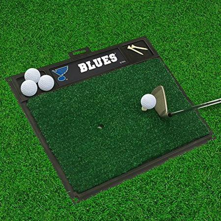 FANMATS 15487 St. Louis Blues Golf Hitting Mat - image 3 of 5