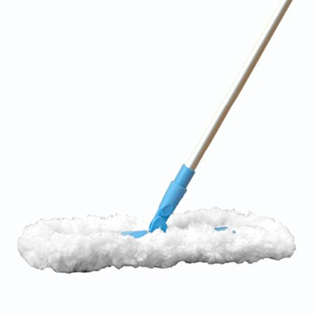 E-Cloth Flexi Edge Floor & Wall Duster, Perfect Chemical Free Cleaning With Just Water, 99% (Wall Duster)