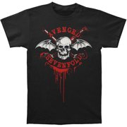 Avenged Sevenfold Men's  Game On Canada 2014 Tour T-shirt Black