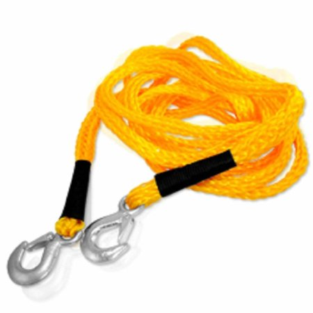 20` Tow Rope Super Strong; Light Weight- Rated: 6500lbs, 1x20` Tow Rope *Poly Braid Extra Super Strength * By Generic