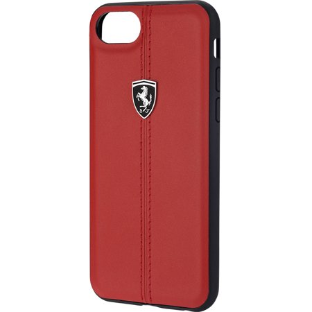 Ferrari Heritage Red iPhone 7/8 Leather (Ferrari Case)