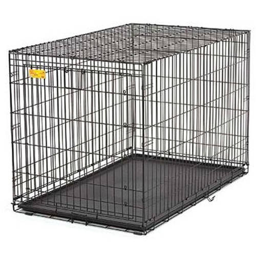 """Midwest Life Stage A.C.E. Dog Crate, Black, 49.00"""" x 30.25"""" x 32.50"""" by Midwest"""