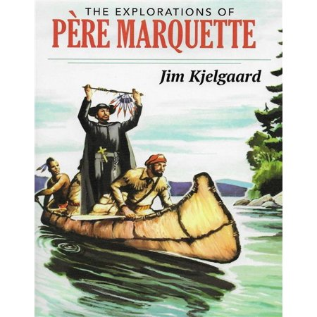 The Explorations of Pere Marquette - eBook