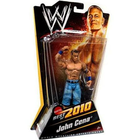 WWE Wrestling Best of 2010 John Cena Action