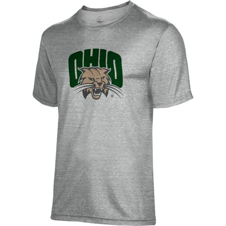 Spectrum Sublimation Unisex Ohio University Poly Cotton Tee](Ohio University Stars Halloween)
