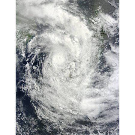 Everfocus Multiple Channel (LAMINATED POSTER Multiple storms struck the region of Madagascar and the Mozambique Channel in early 2012: Tropical D Poster Print 24 x)